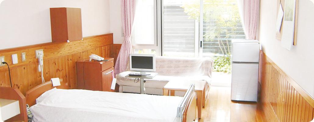有料個室のイメージ