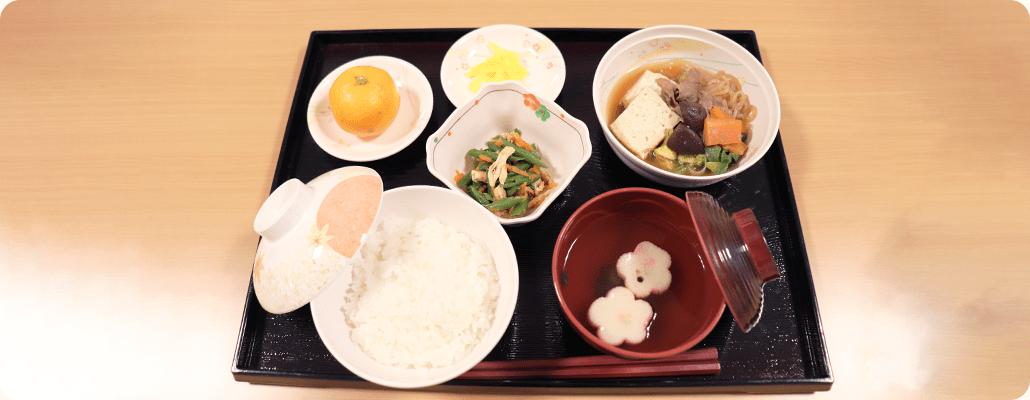 一般食のイメージ写真
